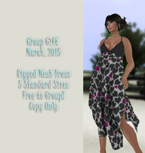 March 2015 Group Gift! - Quaint and Curious