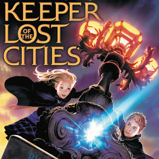Book Review – Keeper of the Lost Cities by Shannon Messenger