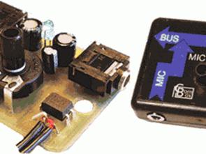 Mini Combox với TL072 0p-Amp