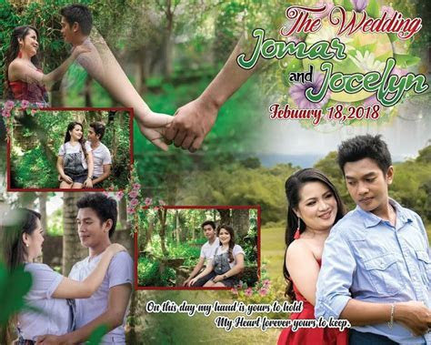 Wedding Tarpaulin Design One of the amazing thing in