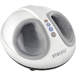 Homedics Shiatsu Air Elite Foot Massager with Heat