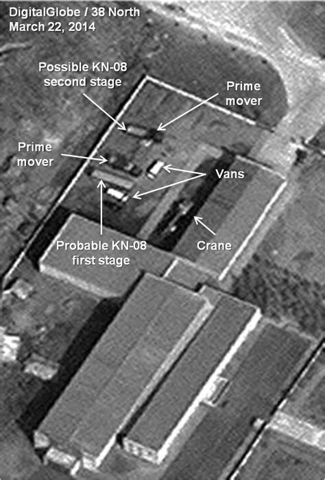 New Developments at North Korea's Sohae Complex