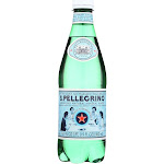San Pellegrino Sparkling Mineral Water - Natural - Case Of 24 - 0.5 Liter