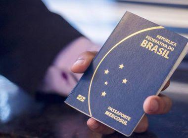 Congresso aprova crédito extra de R$ 102 mi para normalizar emissão de passaportes