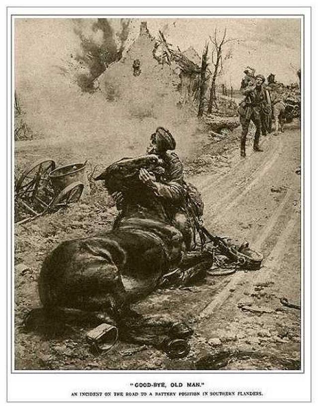 Os heróis esquecidos da Primeira Guerra Mundial