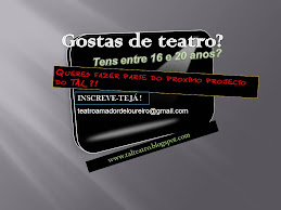 Gostas de Teatro?