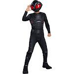Black Manta Boys Costume - Size S