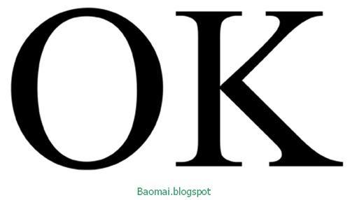 BM: OK: Sản phẩm văn hóa vĩ đại nhất của nước Mỹ