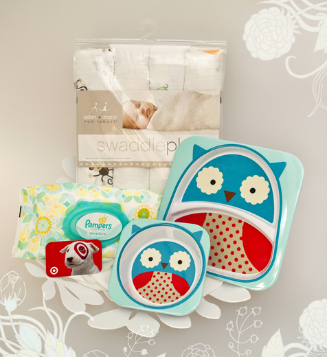 New Pampers Diapers Available At Target (Giveaway Too!)