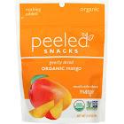 Peeled Organic Dried Snacks, Mango - 2.8 oz pouch