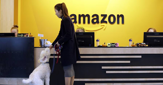 Amazon Says 238 Places Want to Host Its New Headquarters - WSJ