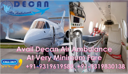An ICU-Equipped Air Ambulance from Jamshedpur Delivering End-to-End Medical Services