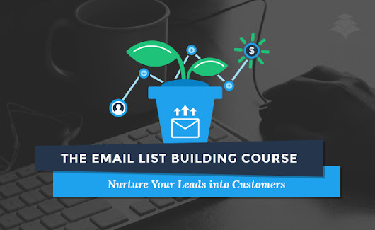 [Free Training] Email List Building Course