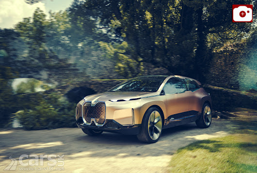BMW Vision iNEXT autonomous Electric BMW SUV REVEALED | Cars UK