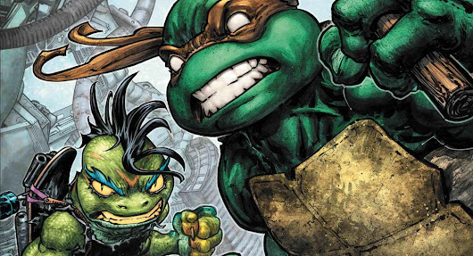 Comic Review: TMNT Universe #23 - MONDO RAMPAGE - Teenage Mutant Ninja Turtles Fan Site