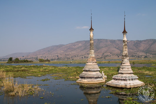 Inle Lake Boat Tour Chronicles Part 3 - Takhaung Mwetaw Paya