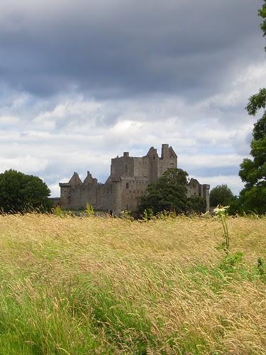 Craig Millar Castle near Edinburgh