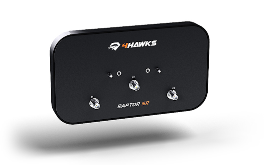 4Hawks Raptor SR H520 Range Extender (Available Now)