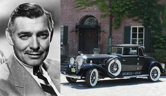 5 Classic Film Stars Who Owned Cadillacs