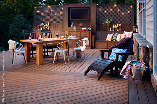 🏡 Outdoors on Your Deck