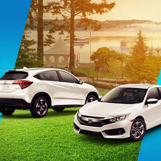 The One Tank Trip Sweepstakes is part of a complete marketing package offered to these select Honda Dealers - American Sweepstakes