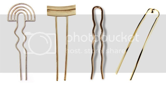 What I'm Shopping: Hairpins