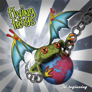 <center>Flying Frogs - The Beginning EP (2012)</center>