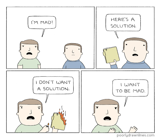 Poorly Drawn Lines – Mad