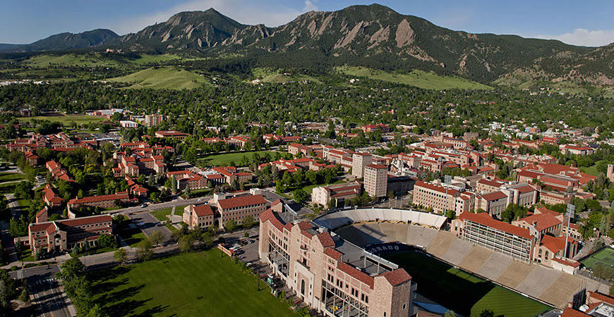 university of colorado online