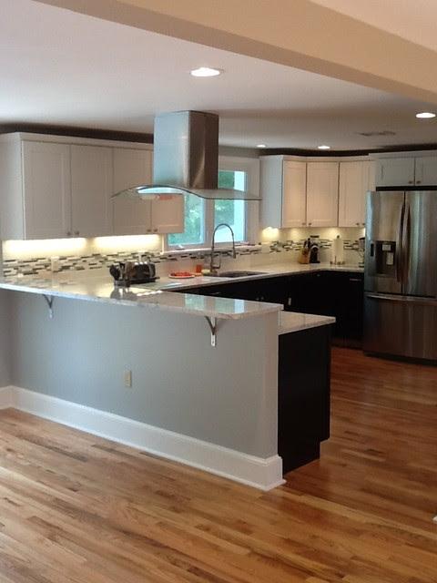 Shenandoah Kitchen - Exton, PA - Contemporary - Kitchen ...