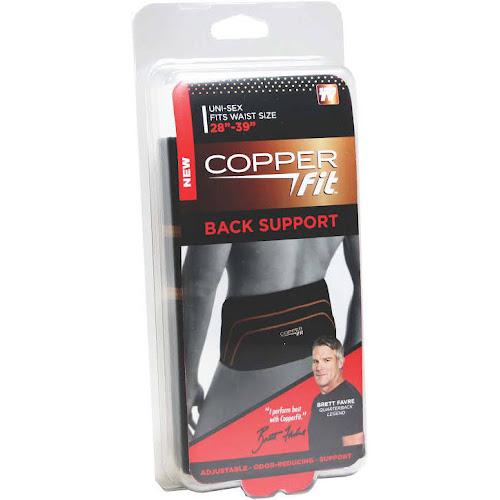 fca9ff192d Copper Fit Back Pro Back Belt, Advanced, Unisex, Large/X Large ...