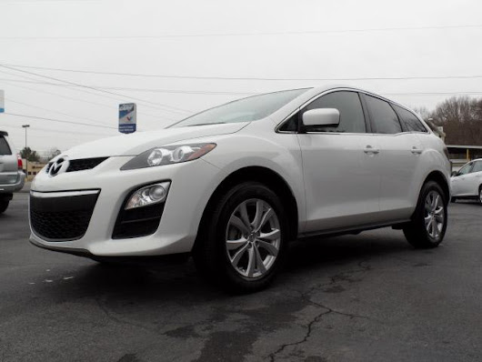 Used 2012 Mazda CX-7 for Sale in Calhoun GA 30701 Calhoun Auto Outlet