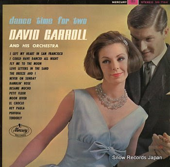CARROLL, DAVID dance time for two
