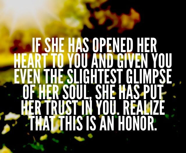Never Take Her For Granted Quotes