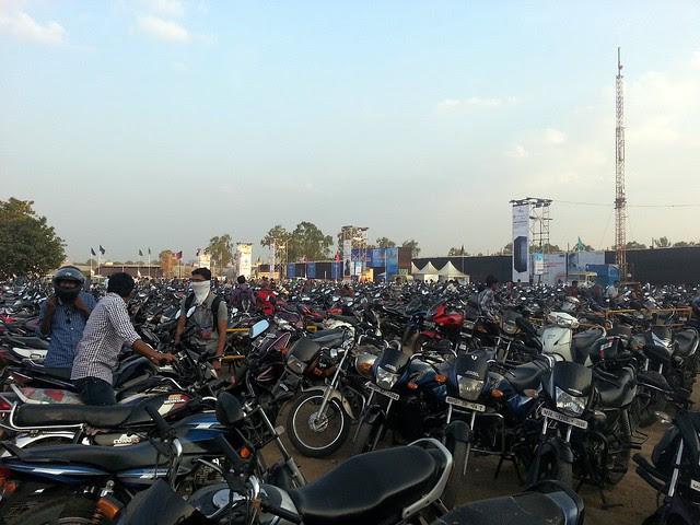 Pune Property Exhibition - Sakal Vastu - Property Expo - December 2012 - 2