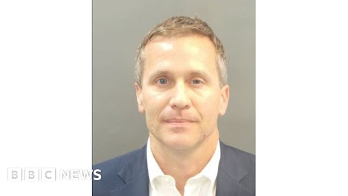 Allegations concerning a sex scandal have caused the resignation of Missouri Governor Eric Greitens...