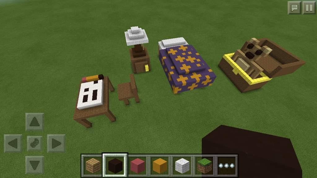 Build Battle! Theme- Bedroom   Minecraft Amino