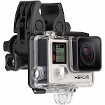 GoPro Sportsman's Mount Support system - clampod