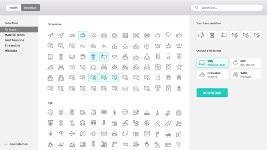 Die PNG. Die! How to use vector icons in your apps.