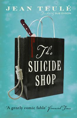 the suicide shop cover