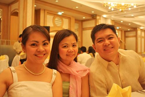 Gina, Olen & Bim