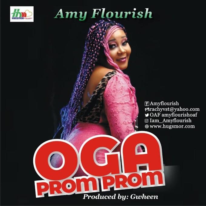 """Amy Flourish – """"Oga Prom Prom"""" #Arewapublisize"""