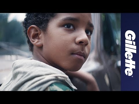 Gillette: The Best Men Can Be video