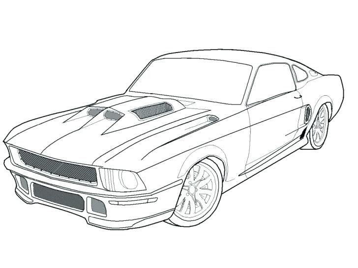 7100 Top Coloring Pages Of Cars For Adults For Free