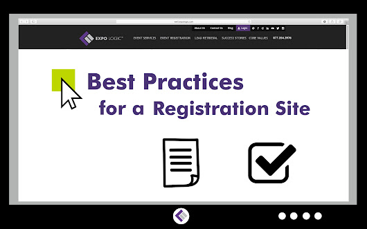 4 Best Practices for your Event Registration Site
