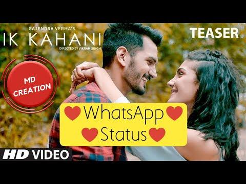 WhatsApp Status ||💖Romantic Couple 💖||♥️Ik Kahani♥️|| For Couple || 💜By ...