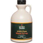 Archer Farms 100% Pure Grade A Maple Syrup, Dark Amber - 32 oz jug
