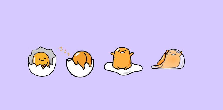 Gudetama Wallpaper Desktop