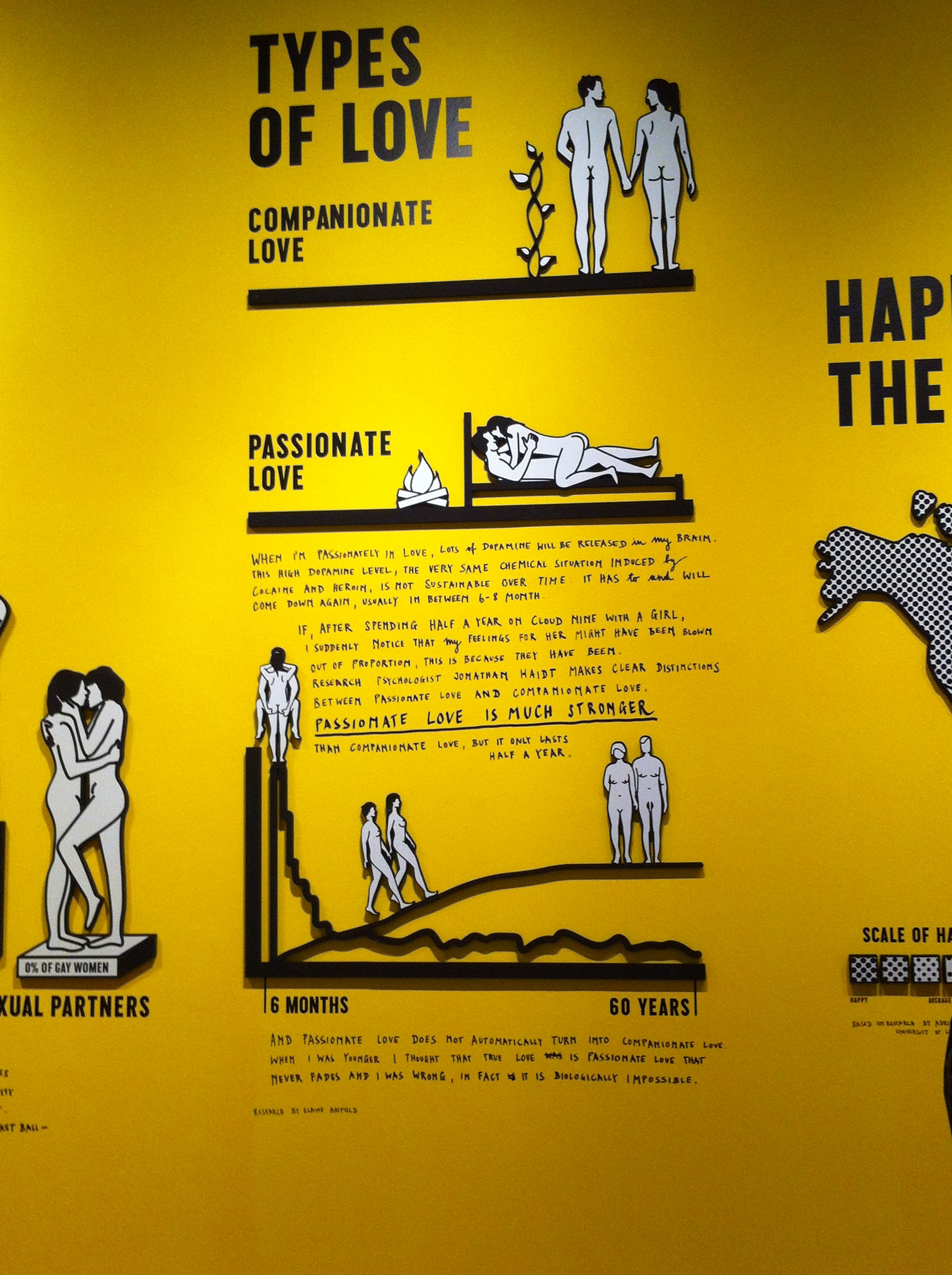 Sagmeister Inspiration Happy Show Baby Steps To Design
