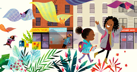 Next From the Novelist Junot Díaz? A Picture Book - The New York Times